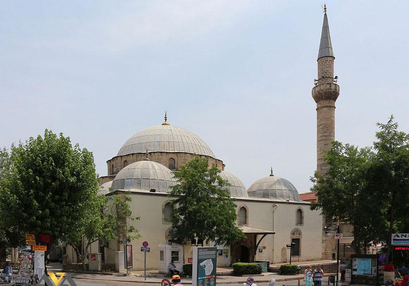 مسجد مهمت پاشا تور آنتالیا