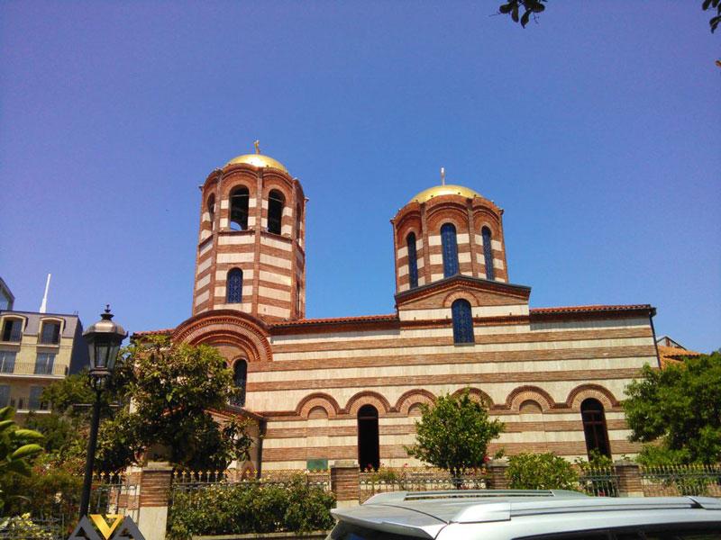 قلعه سنت نیکولاس
