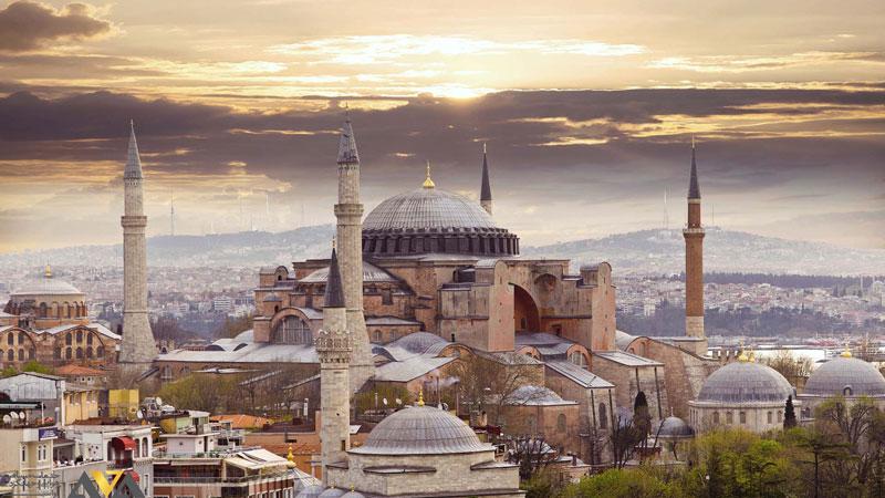 مسجد ایاصوفیا