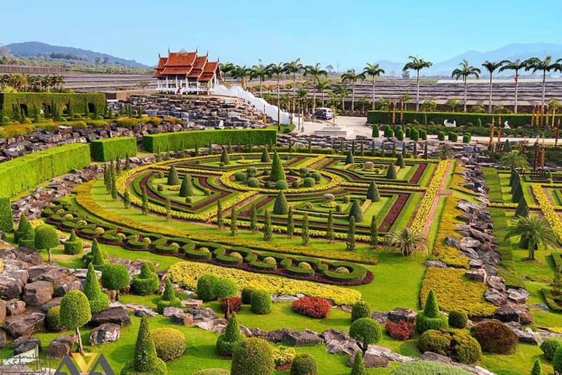 باغ استوایی نانگ نوچ