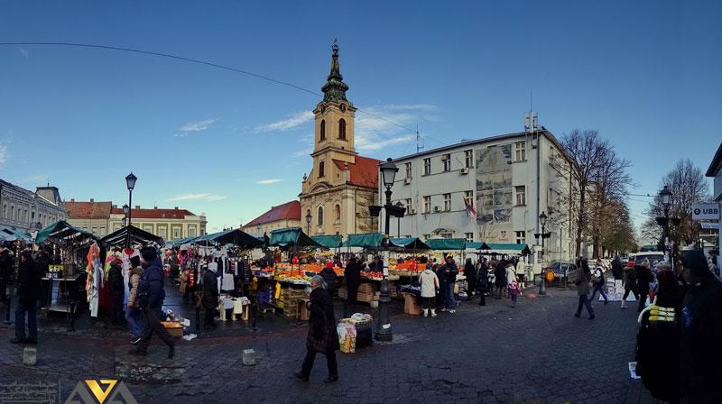 شهر تاریخی زمون zemun