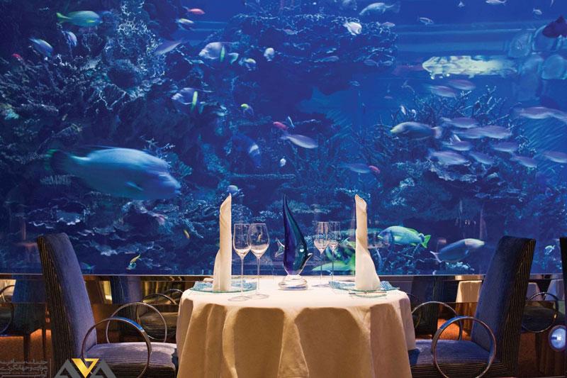 رستوران المحاره دبی